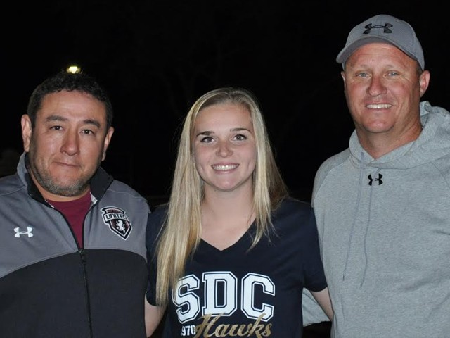 United's Kenzie Asnicar commits to San Diego Christian College